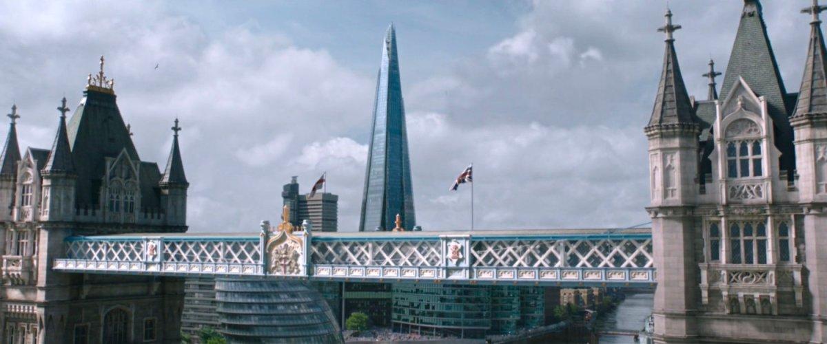 Tower Bridge, London | MCU: LocationScout