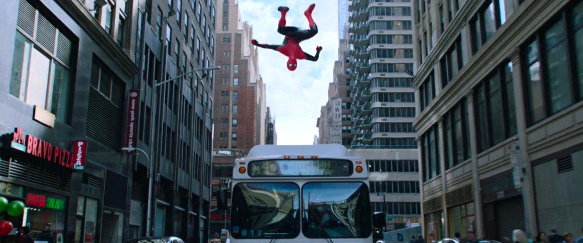 Bus Acrobatics, New York | MCU: LocationScout