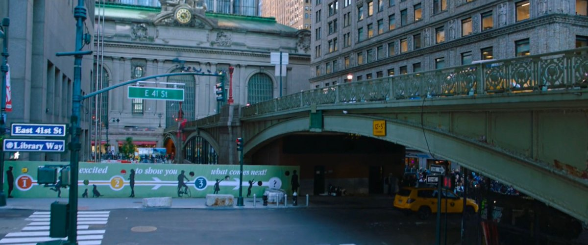 Peter Gets MJ, New York | MCU: LocationScout