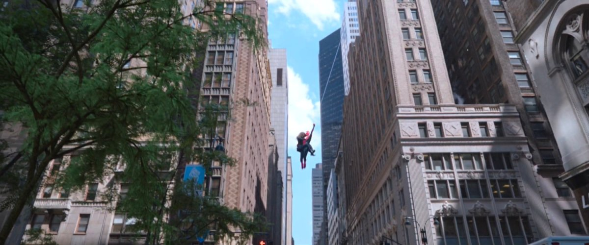 Swinging Couple, New York | MCU: LocationScout