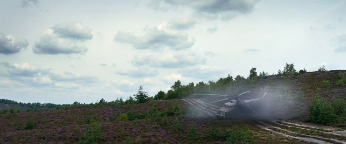 Helicopter Crash Site, Russia | MCU LocationScout