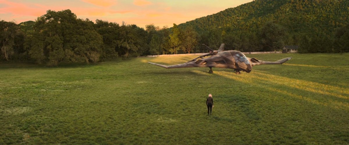Field, Two Weeks Later | MCU LocationScout