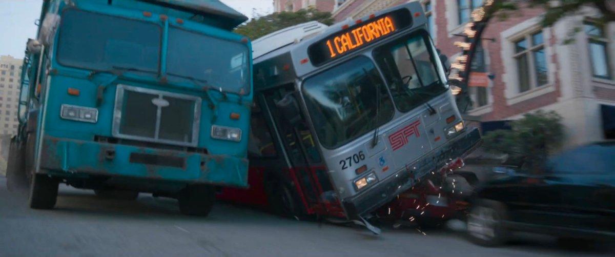 Bus Crash, San Francisco | MCU LocationScout